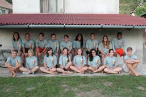 Romania Team from Vista Church, 2013
