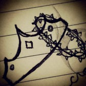 crown sketch